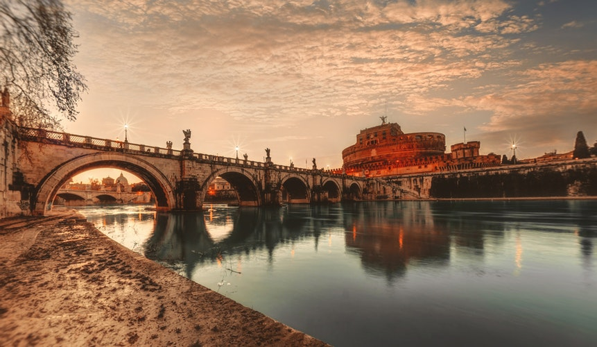 CJE Gay-Friendly Destinations-Rome, Italy