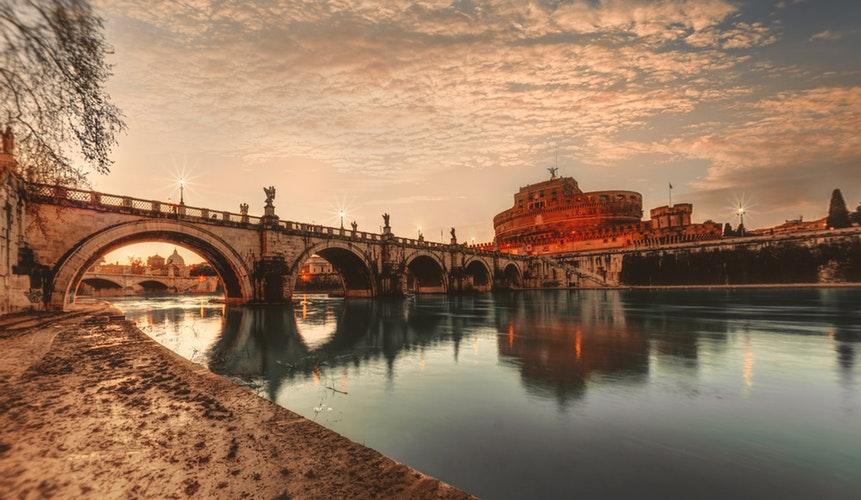 CJE Gay-Friendly Destinations-Rome, Italy