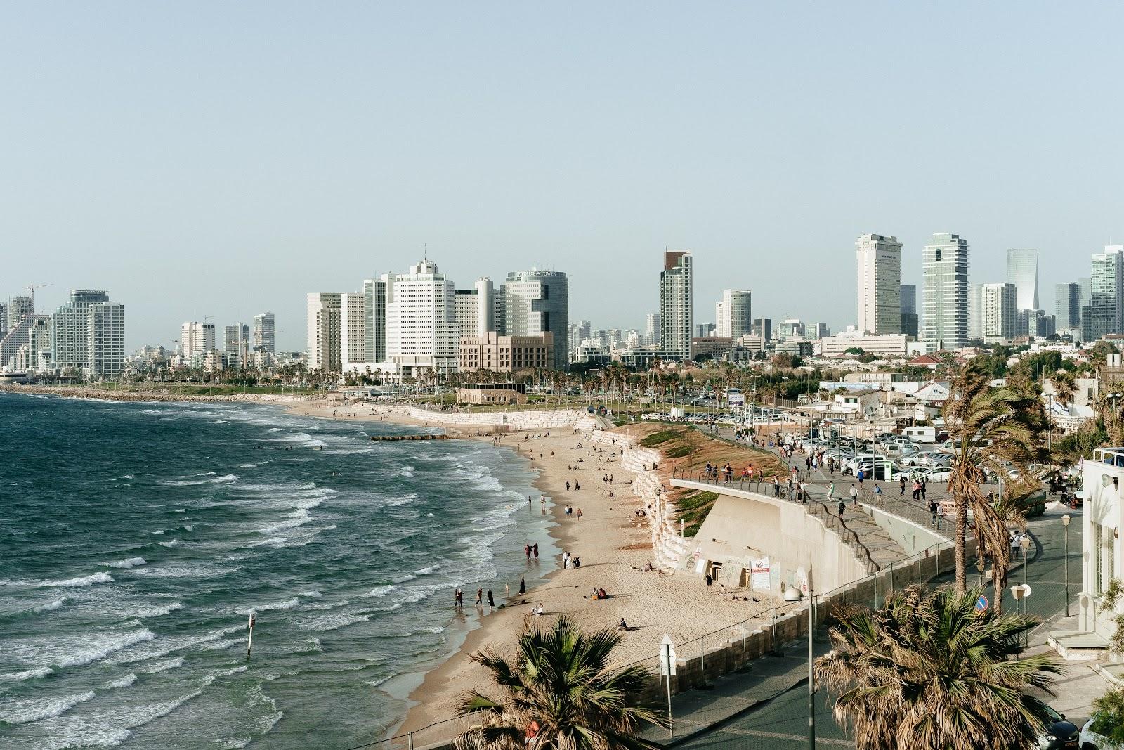 CJE Gay-Friendly Destinations- Tel Aviv, Israel