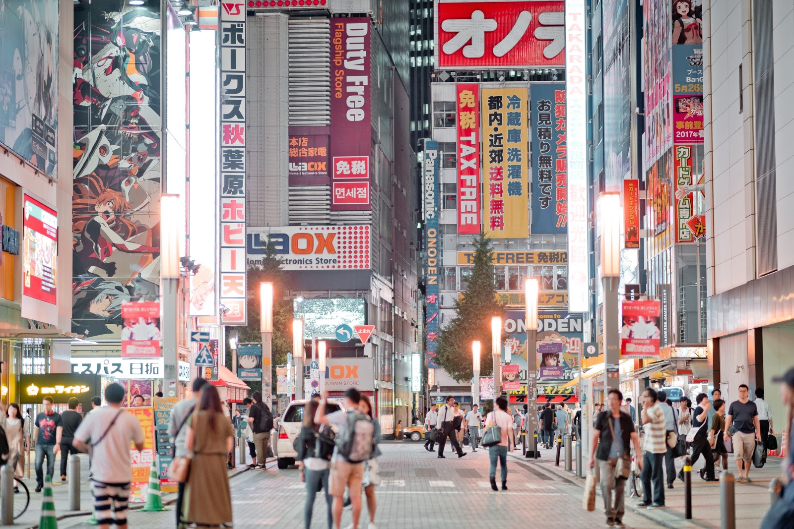 CJE Gay-Friendly Destinations- Tokyo, Japan