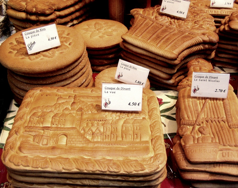 Traditional Belgian Food You Must Try- Couque Biscuit
