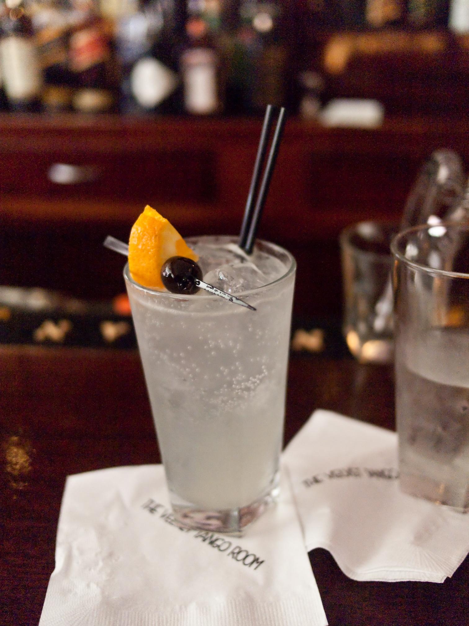 Quarantine Cocktails 1